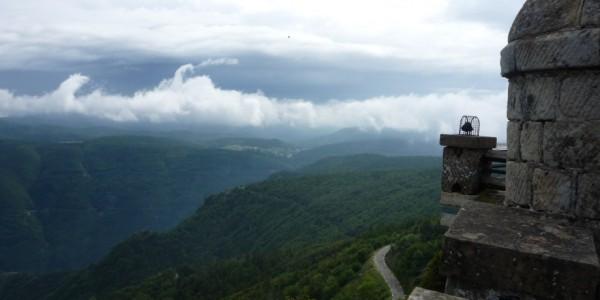 Mont Aigoual et observatoire