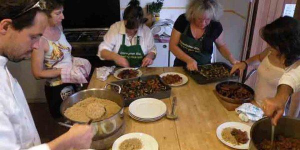 Atelier cuisine La Table d'as